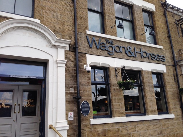 Wagon And Horses Pub