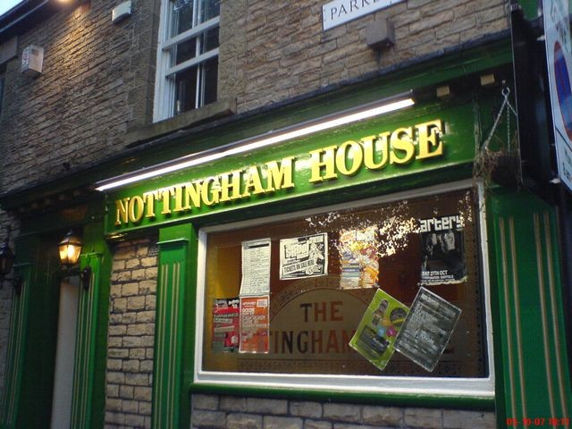 The Notty House Pub